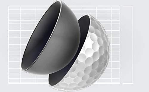 TaylorMade TP5 Golfbälle, 12 Stück, Weiß