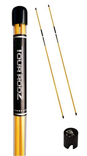 LONGRIDGE Golf Alignment Sticks