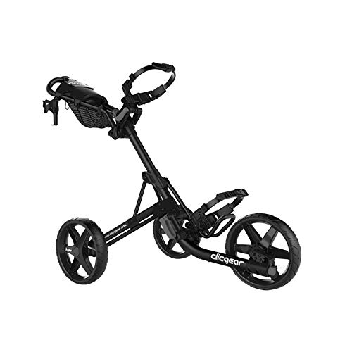 Clicgear Modell 4.0 Trolley schwarz