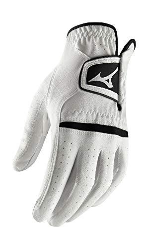 Mizuno 2020 Comp Men's Glove White/Black, Medium/Large, Left Hand
