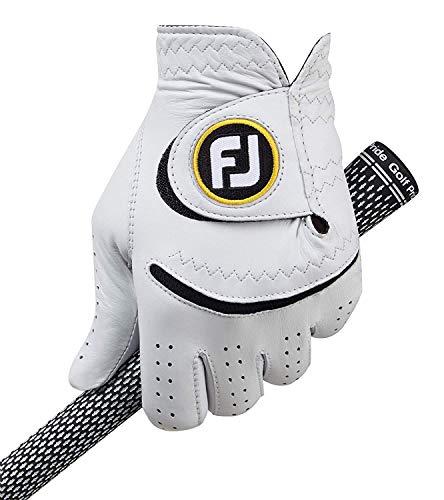 FootJoy Stasoft Golfhandschuhe, Herren, Perle, M/L