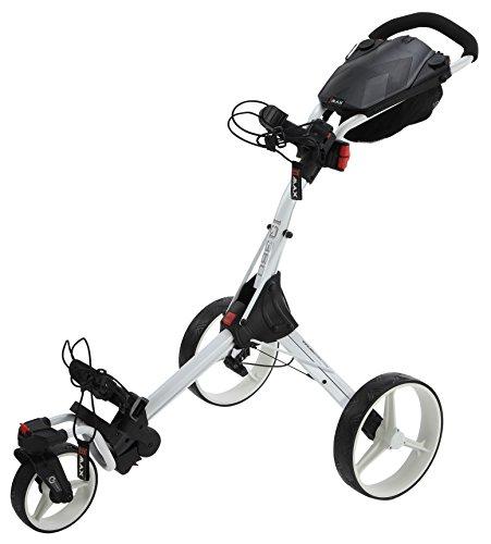 BIG MAX IQ 360 Golftrolley Cart (Weiss)