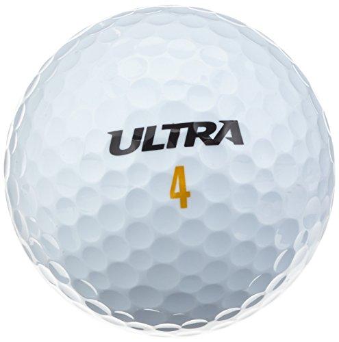 Wilson Golfbälle Ultra, weiß, 24er Pack