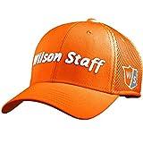 W/S Tour Mesh Cap, orange