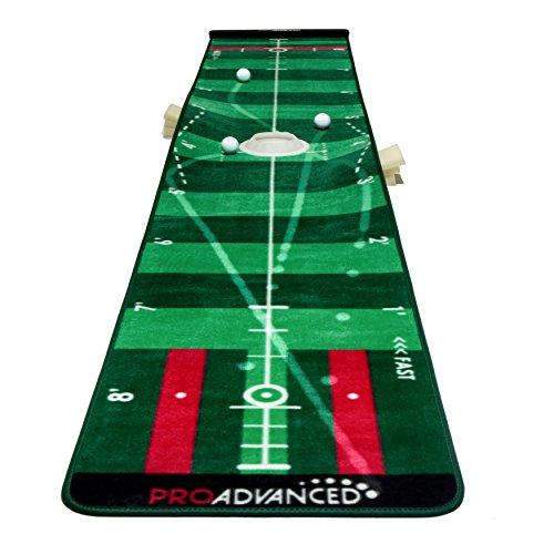 PROADVANCED Pro Infinity Golf Putting-Matte