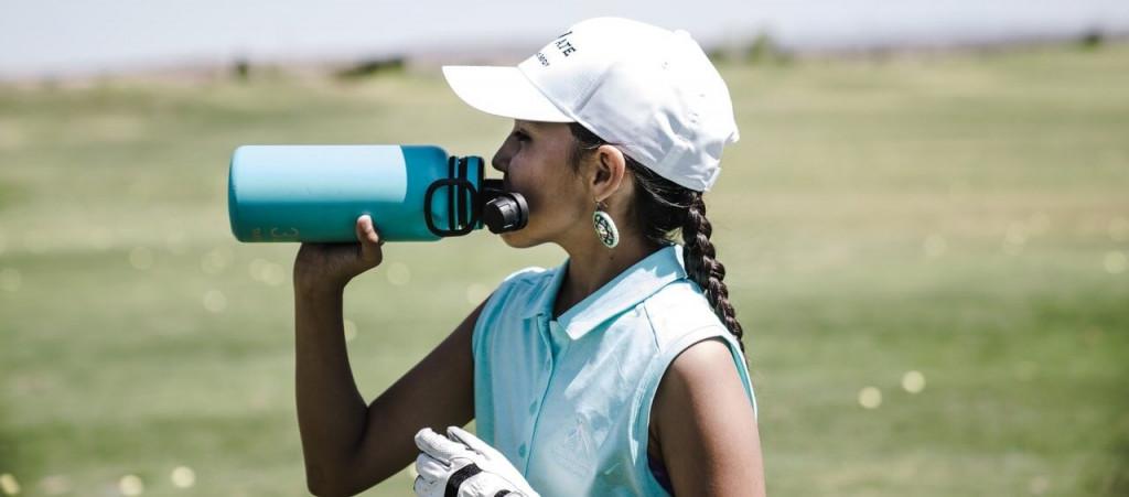 Ernährung für Golfer - Ausreichend trinken