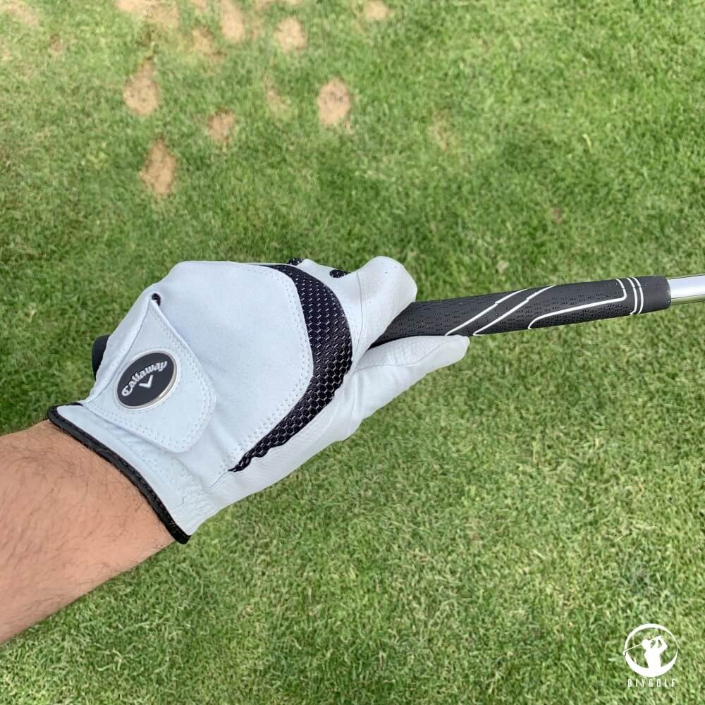Callaway Syntech Golf Handschuh