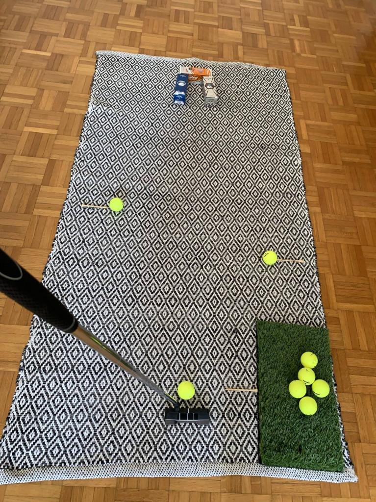 Golf Zuhause - Putten