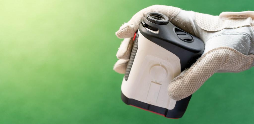 Golf-Laser (Entfernungsmesser bzw. Rangefinder)
