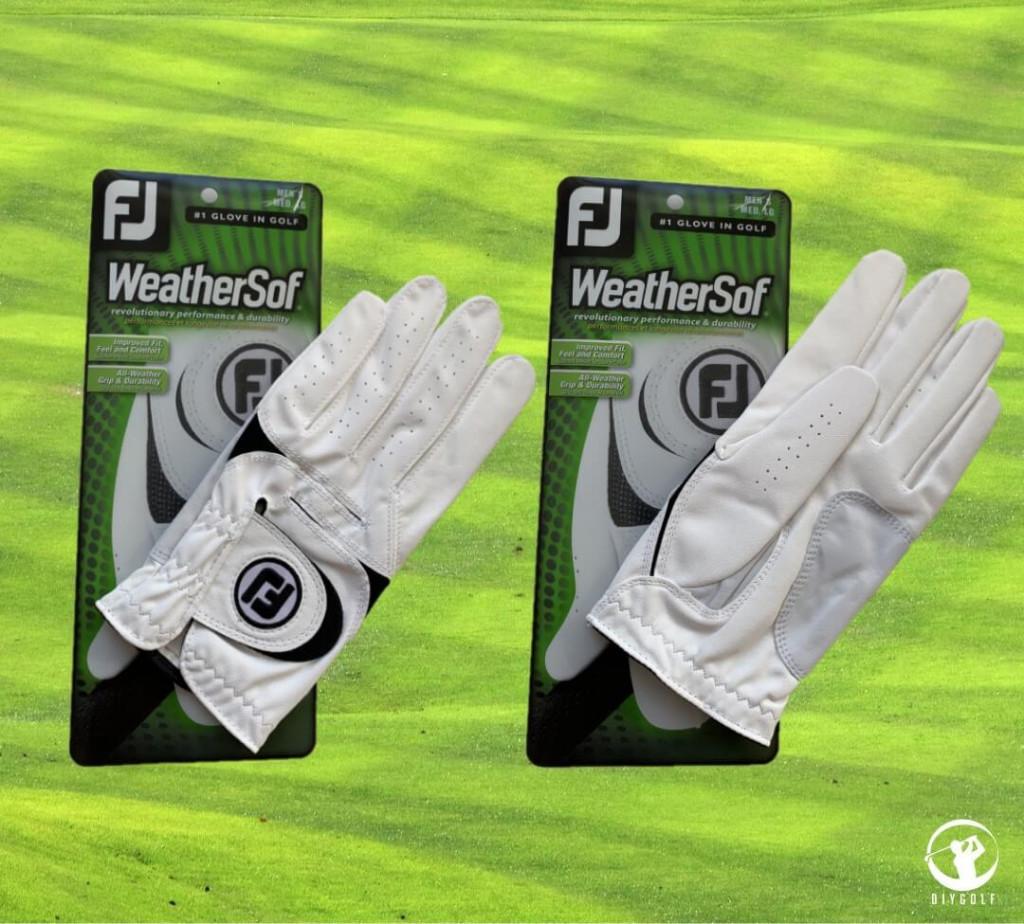 FootJoy WeatherSof Golf Handschuh