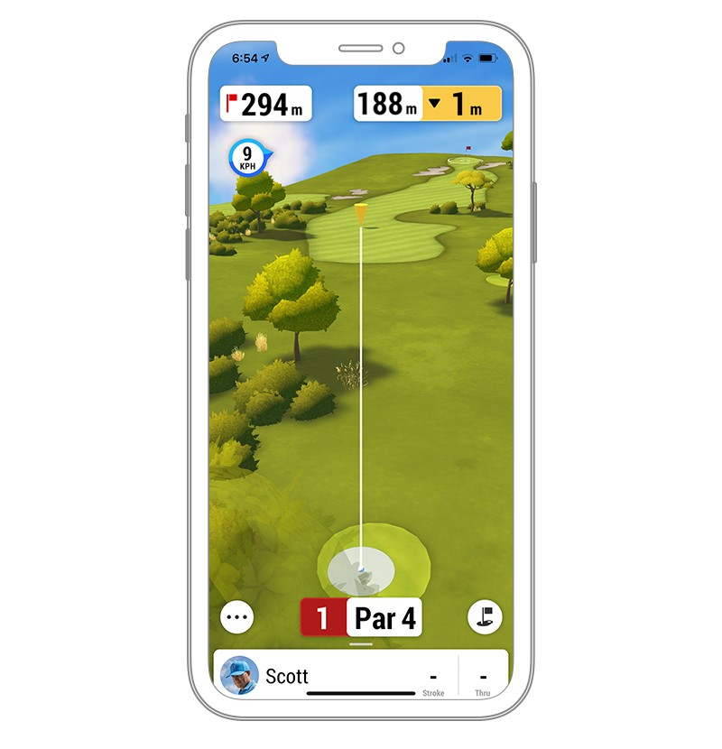 Garmin Approach R10 - Home Tee Golf