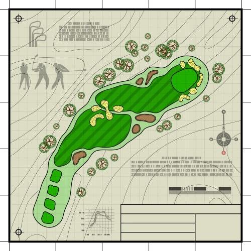 Golf Kursmanagement