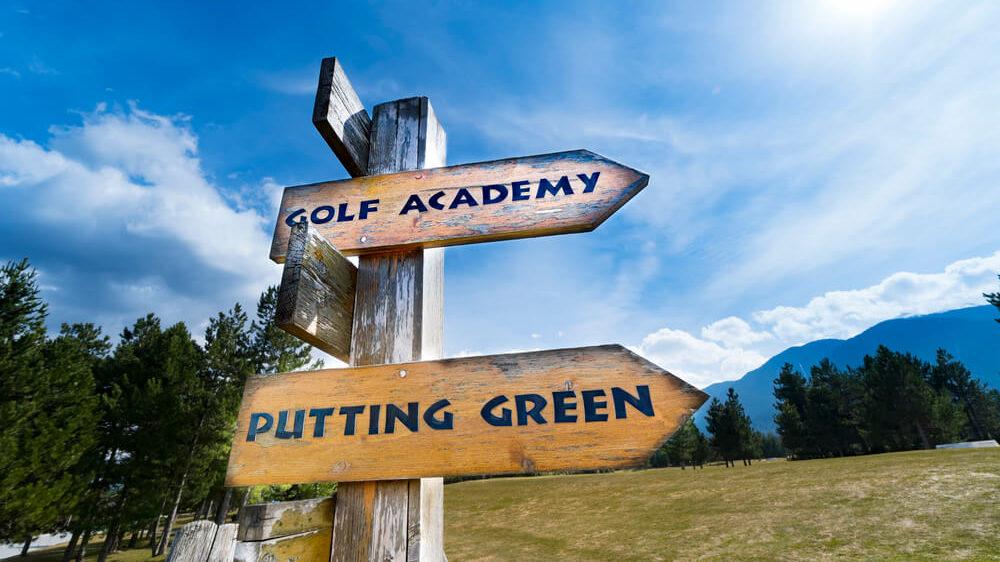 Golf Trainingspläne auf DIYgolf