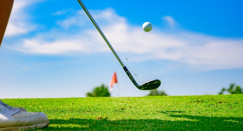 Golf Skills Test: Auf das Grün pitchen