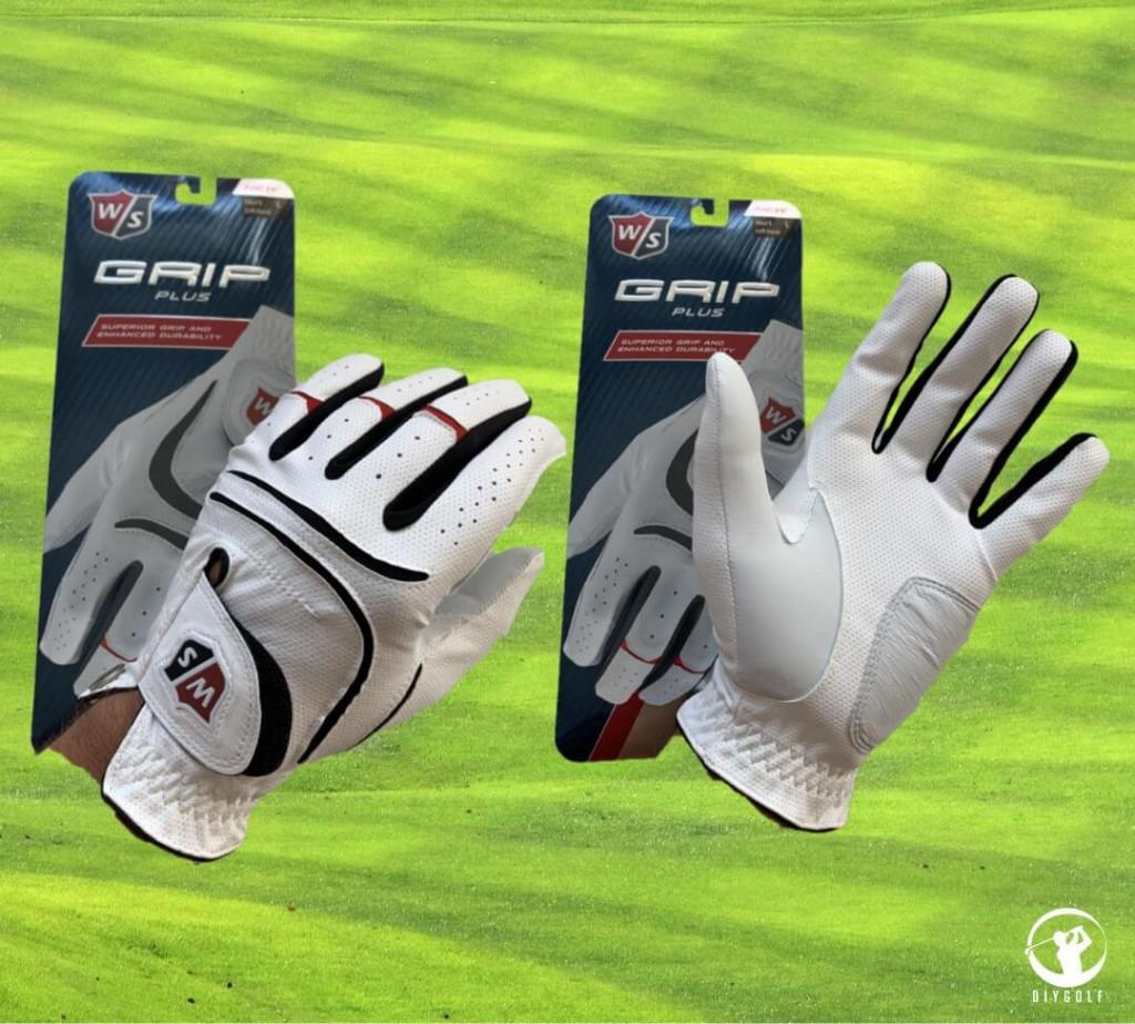 Wilson Staff Grip Plus Golf Handschuh